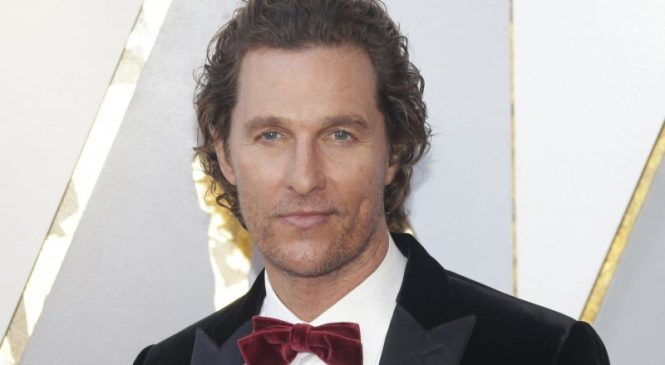 Matthew McConaughey in talks for HBO 'A Time to Kill' sequel