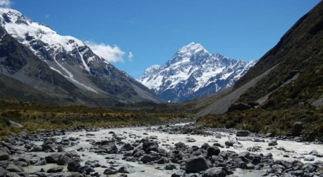 Melting glaciers may speed carbon emissions, fuel climate feedback loop