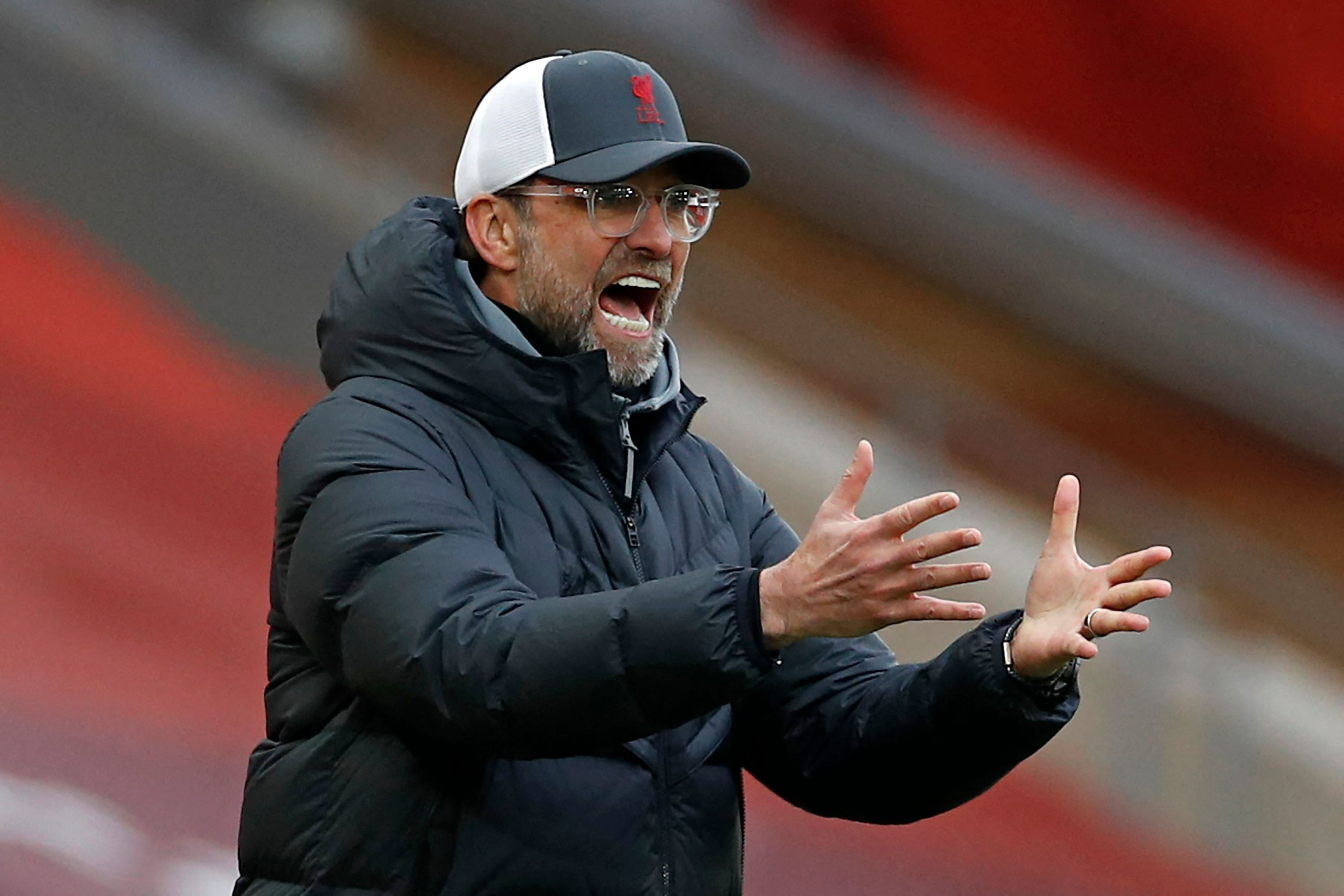 Liverpool are in 'crisis' and 'Jurgen Klopp isn't doing his job properly' as Reds suffer sixth successive Anfield defeat
