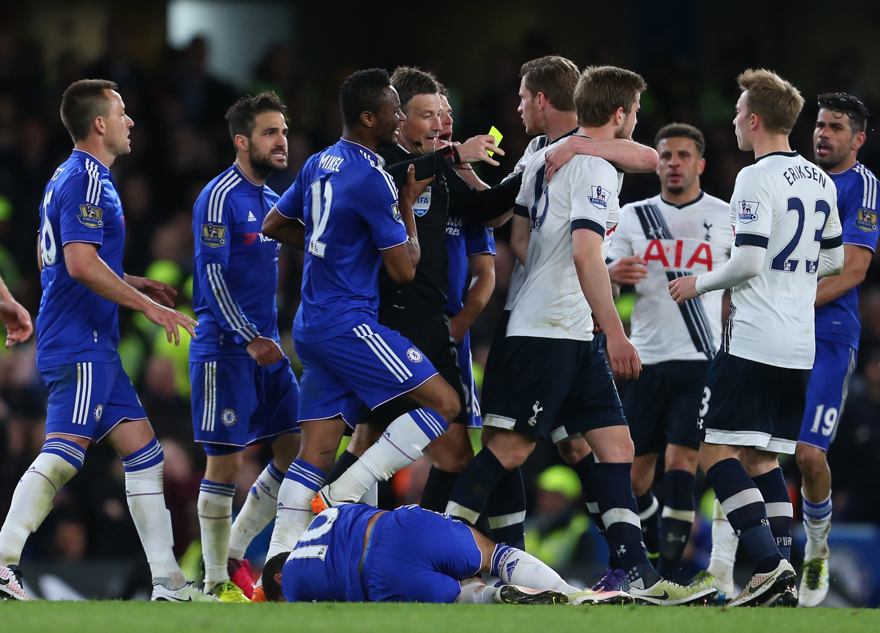 Tottenham have more 'hatred' for Chelsea than Arsenal, claims ex-Spurs star Darren Bent ahead of north London derby