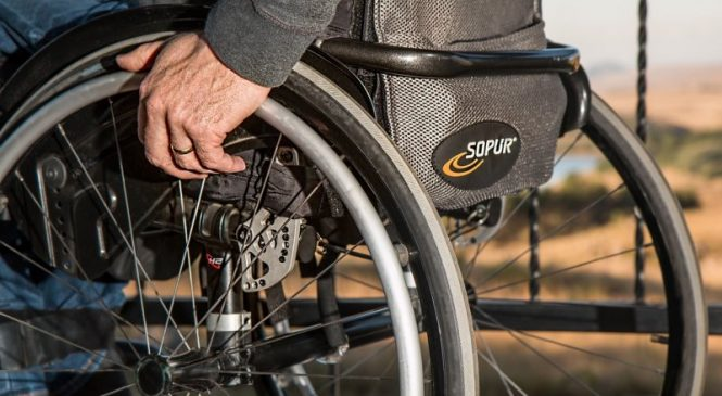 Study: COVID-19 death risk higher for people with severe MS disability
