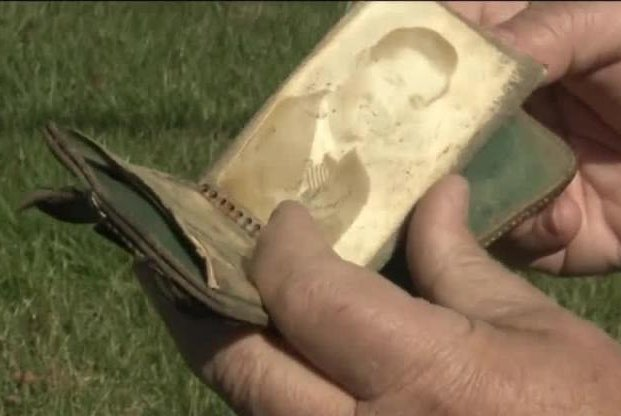 Watch: Virginia school finds student's lost wallet after 70 years