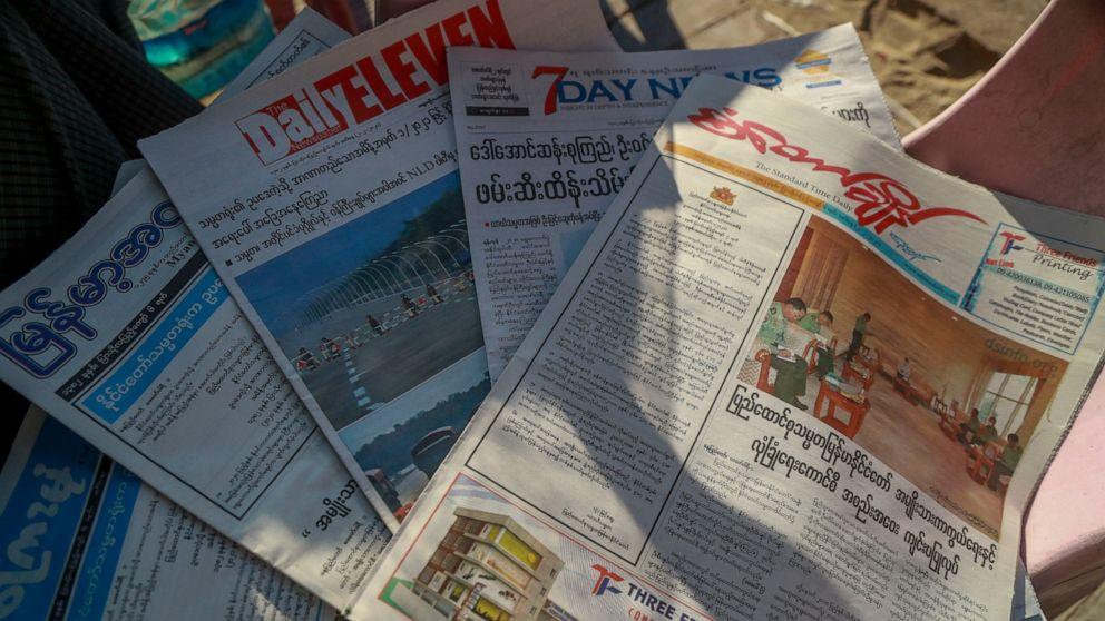 EXPLAINER: Myanmar media defiant as junta cracks down