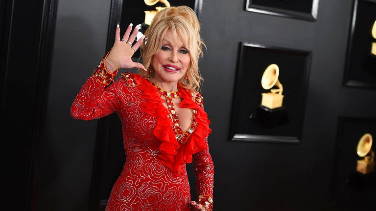 Dolly Parton changes Jolene to vaccine as she gets jab she helped fund