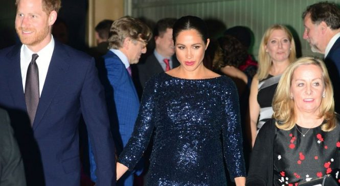 Meghan tells Oprah there were 'concerns' about Archie's skin colour and she felt suicidal
