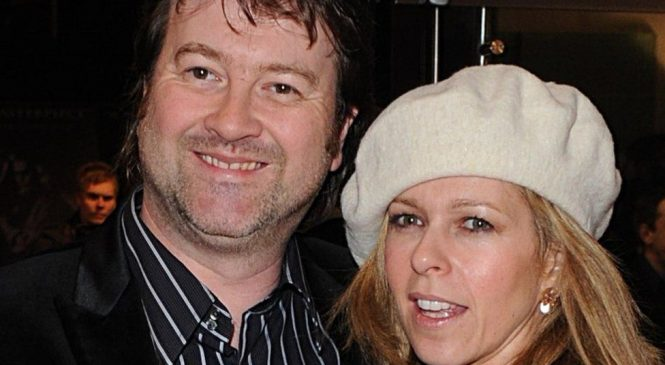 Kate Garraway's husband returns home after a year-long battle with Covid-19