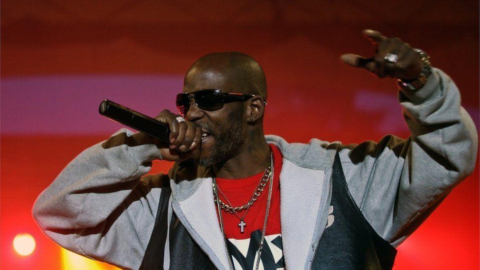Rapper DMX in hospital after heart attack