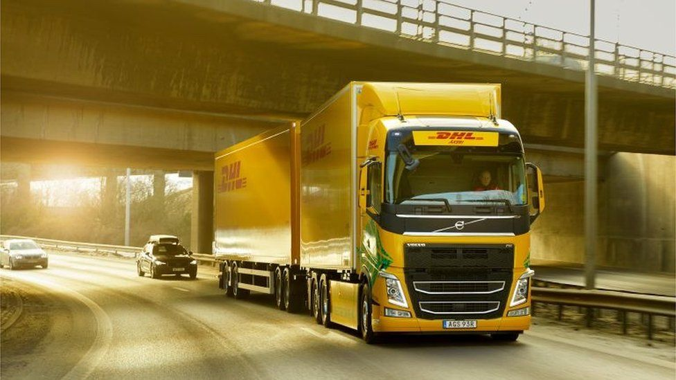 Climate change: Electric trucks 'can compete with diesel ones'