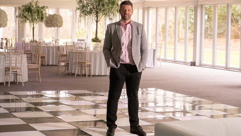 Wedding venues: 'It's costing me £250,000 a month'