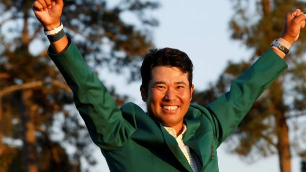 Masters 2021: Hideki Matsuyama claims one-shot victory at Augusta National