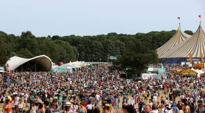 Which festivals are going ahead and when do live gigs restart?