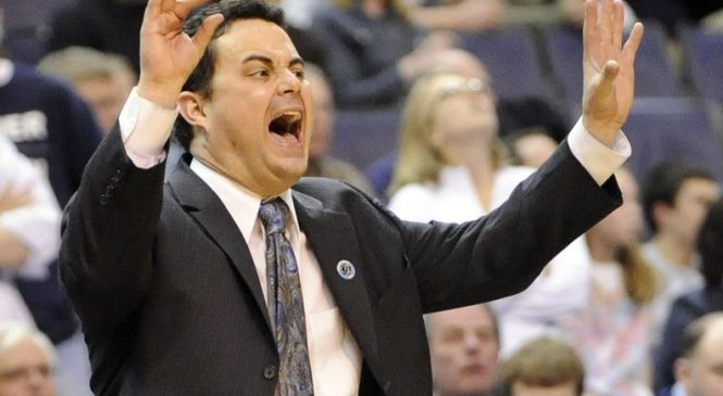 Arizona fires men's basketball coach Sean Miller