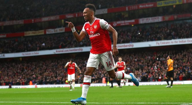'Lazy' Pierre-Emerick Aubameyang's poor goal record after signing huge new contract shows Arsenal captain may be 'another Mesut Ozil' as Martin Keown calls for Gabriel Martinelli to replace him