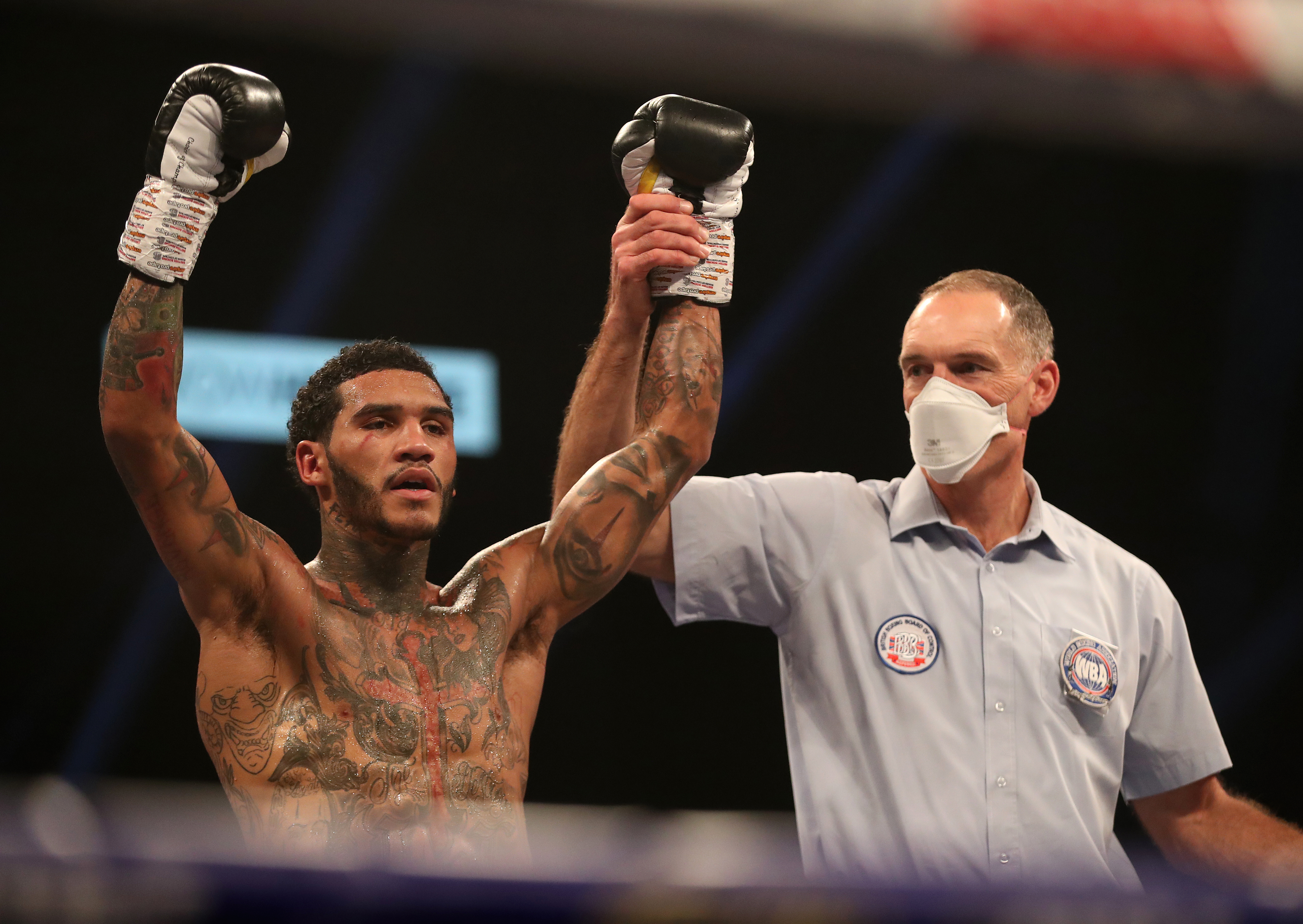 Conor Benn knocks out Samuel Vargas in first round to make big statement to welterweight division, calls out Amir Khan