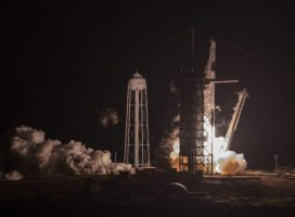 SpaceX Crew-1 astronauts to return to Earth from ISS
