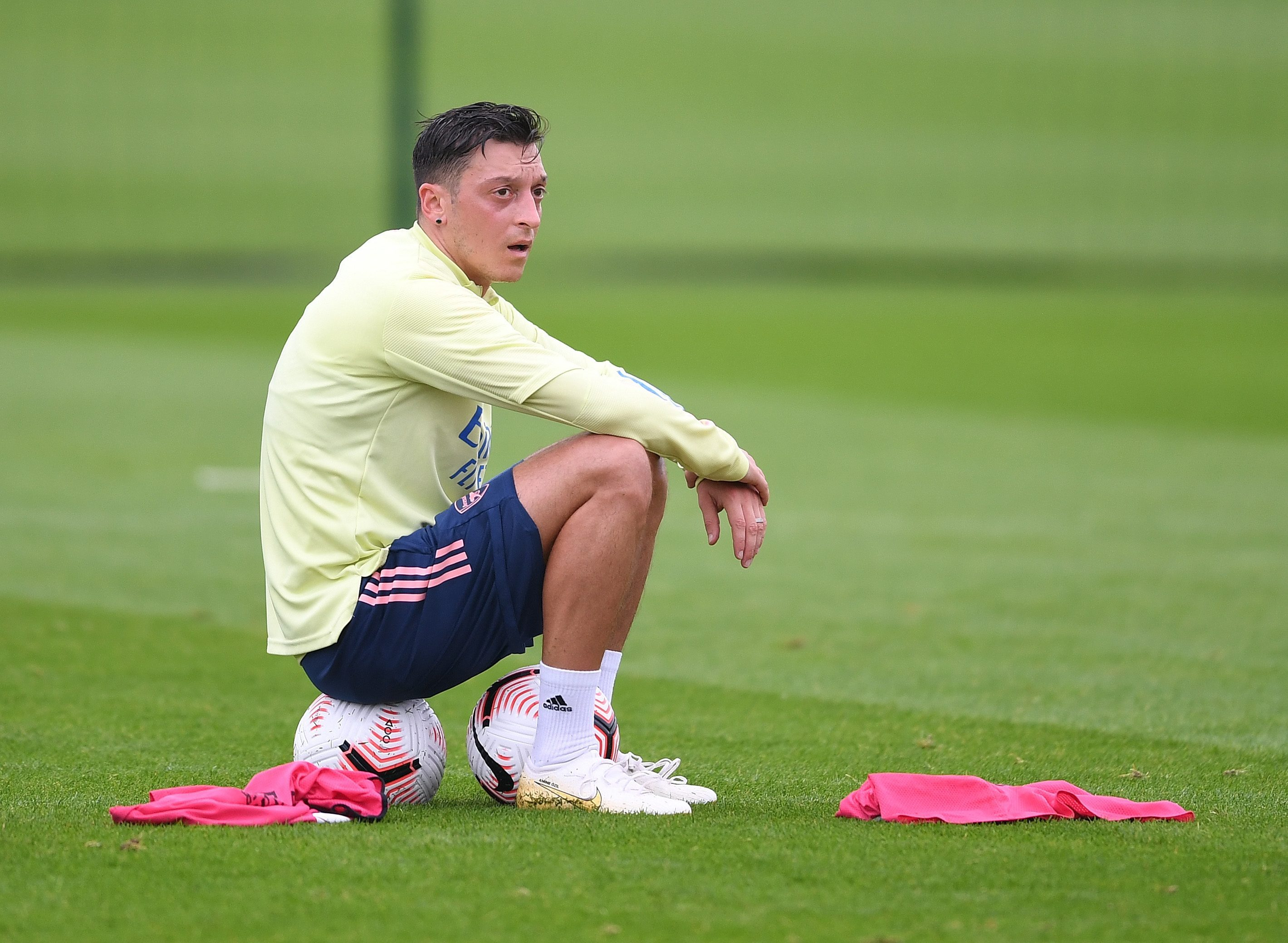 Ozil also dropped in form after being gifted a hefty contract and was shipped out to Fenerbahce in January