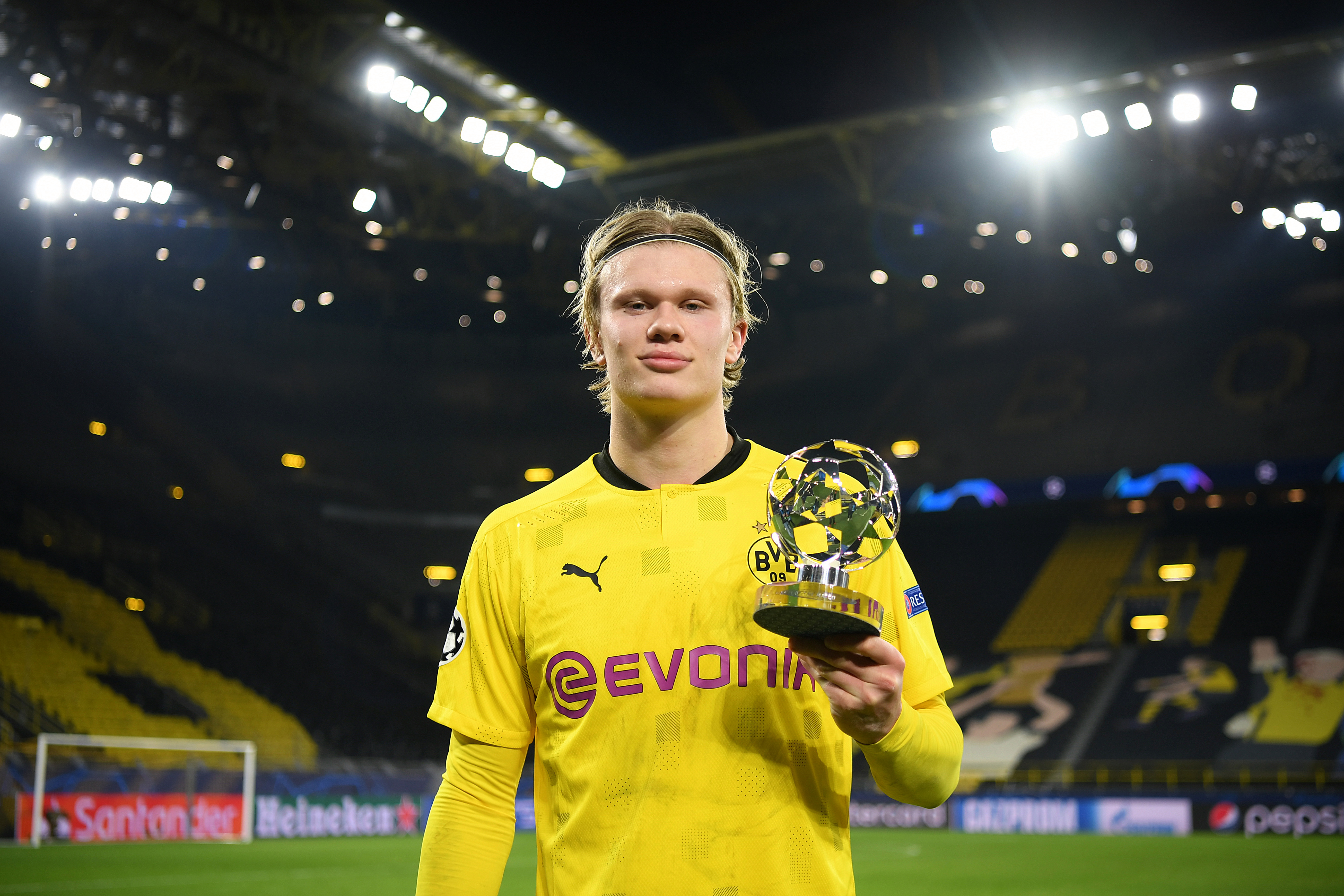 Erling Haaland could cost more than Barcelona got for Neymar transfer as Real Madrid, Manchester United, Man City and Chelsea hunt for goalscorer