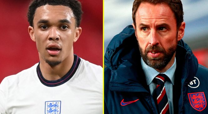 Trent Alexander-Arnold has been 'exploited defensively' and Jurgen Klopp 'went too far' by questioning Liverpool full-back's England omission
