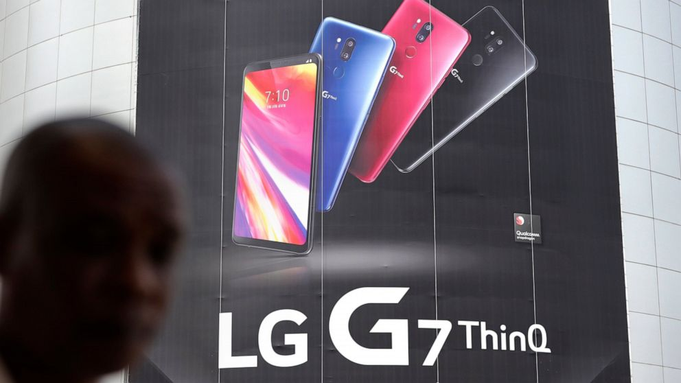 SKorea's LG to exit loss-making mobile phone business