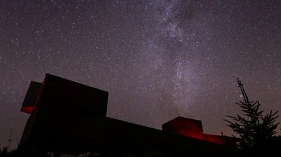 Light pollution: How lockdown has darkened our skies