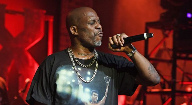 'He fought to the end': Grammy-nominated rapper DMX dies after cardiac arrest
