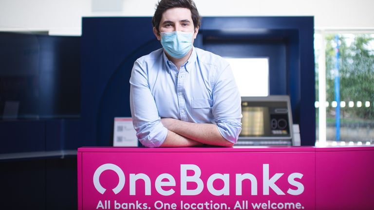 Former banking lobby chief Jones joins shared branches start-up OneBanks