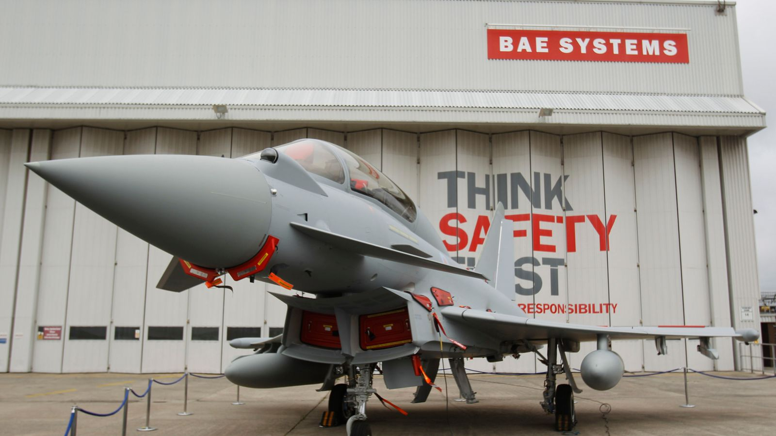 BAE Systems hands Woodburn £2m pay rise after poaching bid