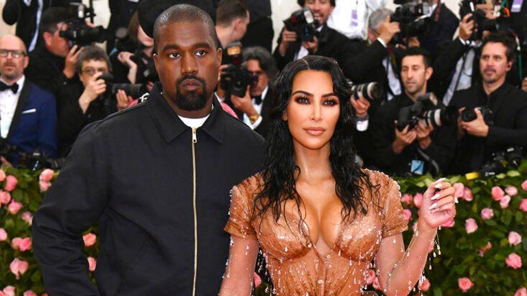 Kim Kardashian and Kanye West have filed for divorce