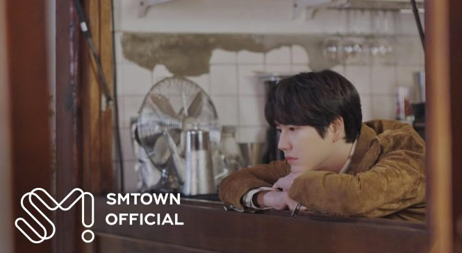 Watch: Kyuhyun shares 'Coffee' music video teasers