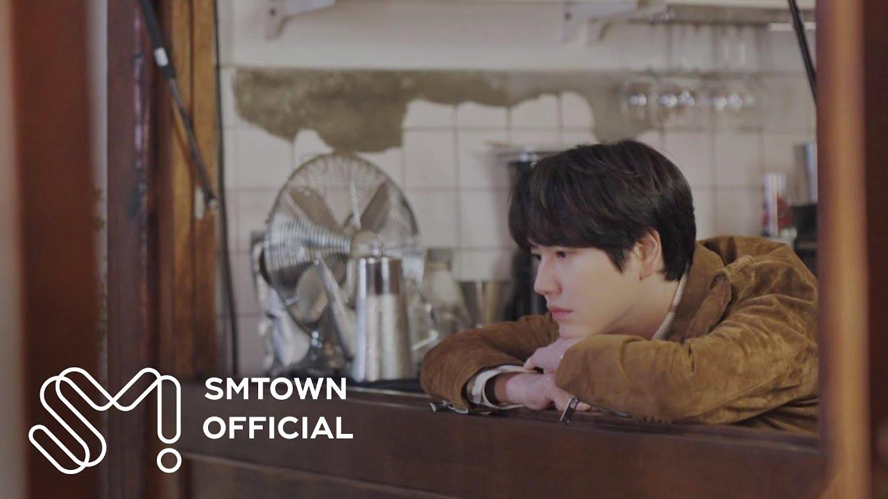 Watch: Kyuhyun shares 'Coffee' music video teasers